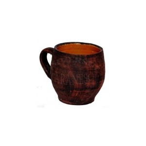 set-6-cani-pentru-vin-apa-sau-ceai-din-lut-ars-ceramica-horezu-lucrate-traditional-350ml
