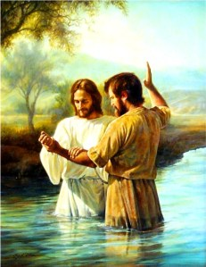 John The Baptist Painting