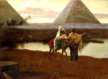 Iosif-duce-Pruncul-in-Egipt